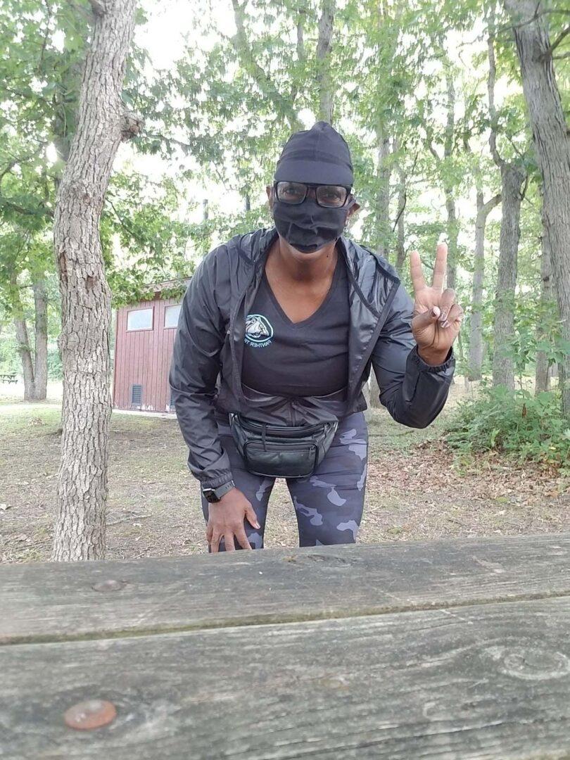 Panther training